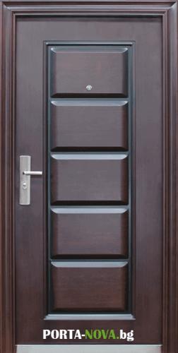 Метална входна врата модел 093-G от Порта Нова Пловдив